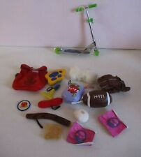 Build-A-Bear-Accessories- Lot of 15-Scooter-Vintage