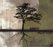Nunnery ‎– Wall of Clouds CD ALBUM DIGIPAK 2007