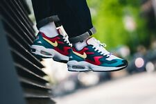 Nike Air Max2 Light SP QS Habanero Green/Red UK 10 US 11 FORCE 1 90 95 OG 97 98