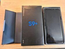 Samsung Galaxy S9+ Plus 256GB Titanium Grey - UNLOCKED