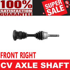 FRONT RIGHT CV Joint Axle Shaft For NISSAN D21 1994 PATHFINDER 96-04 4WD L4 2.4L