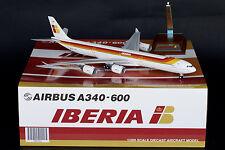 Iberia  A340-600 Reg:EC-JOH  JC Wings 1:200 Diecast models                XX2096