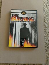 The Burning (1981) MGM DVD/Horror Slasher