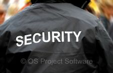 Learn Physical Security Guard Bodyguard Training Course Study Guide