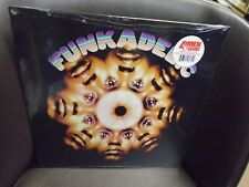 Funkadelic Self Titled S/T LP NEW RED & BLUE Colored vinyl [George Clinton]