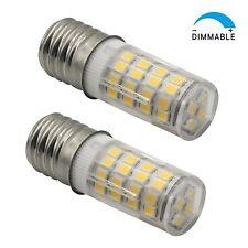 ChiChinLighting Pack of 2 T7 Ceramic E17 LED Microwave Oven Bulbs – 4W 6000k ...
