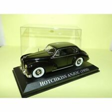 HOTCHKISS ANJOU 1950 Noir IXO 1/43 Neuf en boite  K57