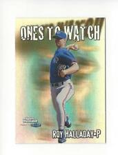 1999 Sports Illustrated One's To Watch #3 Roy Halladay Blue Jays