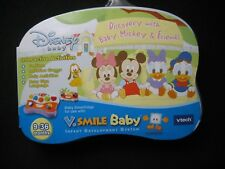 vtech V.SMILE BABY Discovery with Baby Mickey & Friends NEW