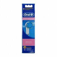 ORAL-B SENSITIVE CLEAN CABEZAL DE RECAMBIO 3U 126598 MONOVARSALUD