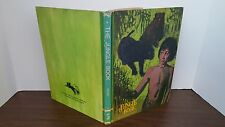 Vintage 1968 Rudyard Kipling The Jungle Book Hard Cover