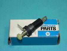 NOS MOPAR 1967-71 BRAKE LAMP SWITCH MOST A B C E BODIES 2822322 2631048 2496155