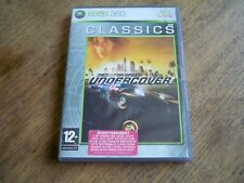 Jeu Microsoft XBOX 360 - NEED FOR SPEED Undercover Xbox360 classics - PAL - FR