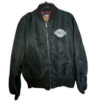 Men's Size XL Harley Davidson Vintage 95th anniversary Bomber Jacket