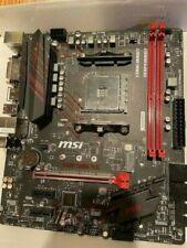 MSI B450I GAMING PLUS AC Socket AM4 AMD Mini-ITX Motherboard