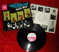 LP Andy Fisher: Max Nix (Vogue LDVS 17138) D 1967