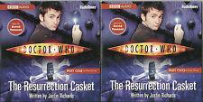 BBC-2-CD-Set Dr Doctor Who: The Resurrection Casket - Hörbuch original Englisch