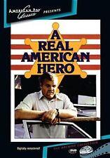 A Real American Hero (Brian Dennehy) - Region Free DVD - Sealed