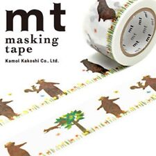 MT Washi Masking Deco Tape EX Bear Design