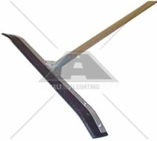 Sealcoat Squeegee 24 Inch Curved Blade