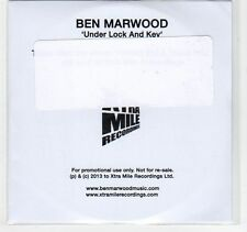 (EC173) Ben Marwood, Under Lock and Key - 2013 DJ CD