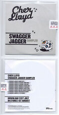 CHER LLOYD Swagger Jagger Remixes 9-trk promo CD + bonus CD single SEALED