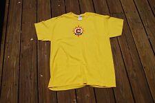 Connecticut Sun Adult Large #13 yellow T-shirt