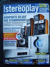 STEREOPLAY 7/04 Ayre P 5x, pass XA 160, grado RS 1, Sennheiser HD 650,595,555,515