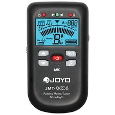 Joyo Jmt-2008 Pulsating Chromatic Guitar Bass Metro-tuner w/ Vibrate Function
