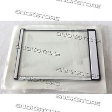 WINDOW DISPLAY OUTER GLASS FOR NIKON D5000 DSLR ACRYLIC VETRINO RICAMBIO NUOVO
