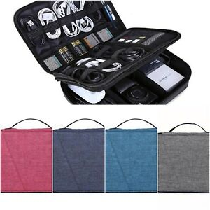 Travel Accessories Bags Date Cable Digital Finishing Bag Data Charger Earphones
