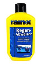 RAIN-X Regenabweiser Scheibenreiniger Scheibenwischer Klarsicht 200 ml
