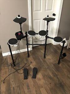 ION Audio Redline Drums Illuminated Electronic Drum Kit