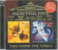MERCYFUL FATE:  Don't Break The Oath / Return Of The Vampire n 2 CD Audio Sealed
