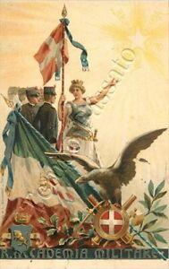 Regia accademia militare di Torino / illustratore Dalbesio