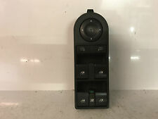 Vauxhall Astra H Mk5 04-09 OS Front Drivers Window Switch 13228699