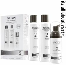 NIOXIN Unisex Fine Hair Shampoos & Conditioners
