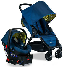Britax Pathway Stroller & B-Safe 35 Infant Car Seat Travel System Connect New