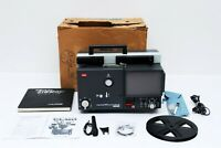 Rare!! Mint in BOX ELMO SOUND HiVi SC-18 M 2-Track Movie Projector from Japan