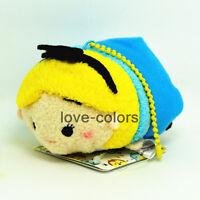 "Alice New Alice in Wonderland Tsum Tsum mini plush Toy Doll 3.5"" Screen Wipe"