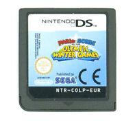 Nintendo DS Spiel Mario & Sonic bei den Olympischen Winterspielen 2009 Getestet