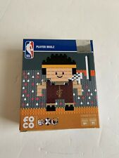 NBA Basketball 3D Cleveland Cavaliers Player BRXLZ Puzzle Set Kids Gift