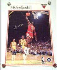 RARE Vintage Michael Jordan sport illustrated poster. 100% Original. 23x35
