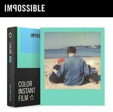 Impossible Project Polaroid 600 660 I-type Camera Color Instant Film MINT FRAME