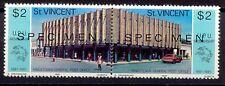 ST. VINCENT 1981 100 Jahre Mitgliedschaft in Weltpostverein (UPU) SPECIMEN **