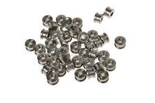 RockBros Titanium Crankset Chainring Bolts Nuts M8 for Fixed Gear Track 100pcs