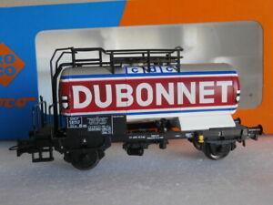SNCF WAGON CITERNE DUBONNET ROCO REF 4337F