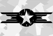 1x US Army estrella retr sticker coche car pegatinas rata brazos Star rythm cxh