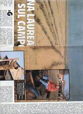 SP53 Clipping-Ritaglio 1994 Zerbi Lomellina Una laurea sul campo
