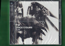 THE BLACK CROWES - LIVE DOPPIO CD NUOVO SIGILLATO